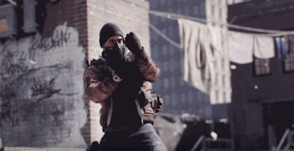 division-fäuste-agent