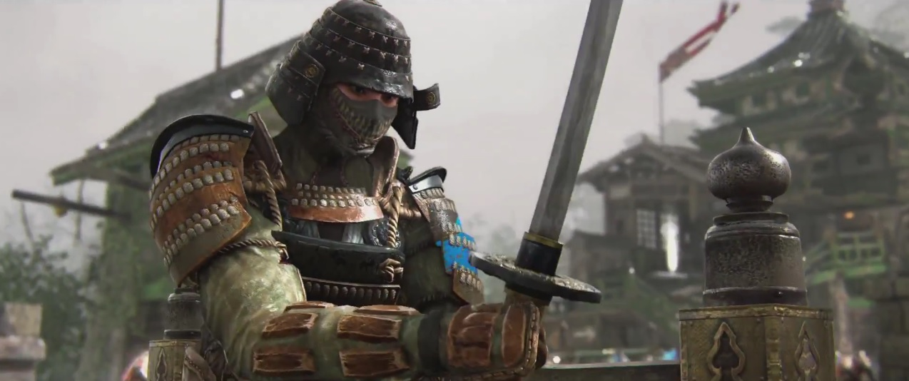 for honor samurai