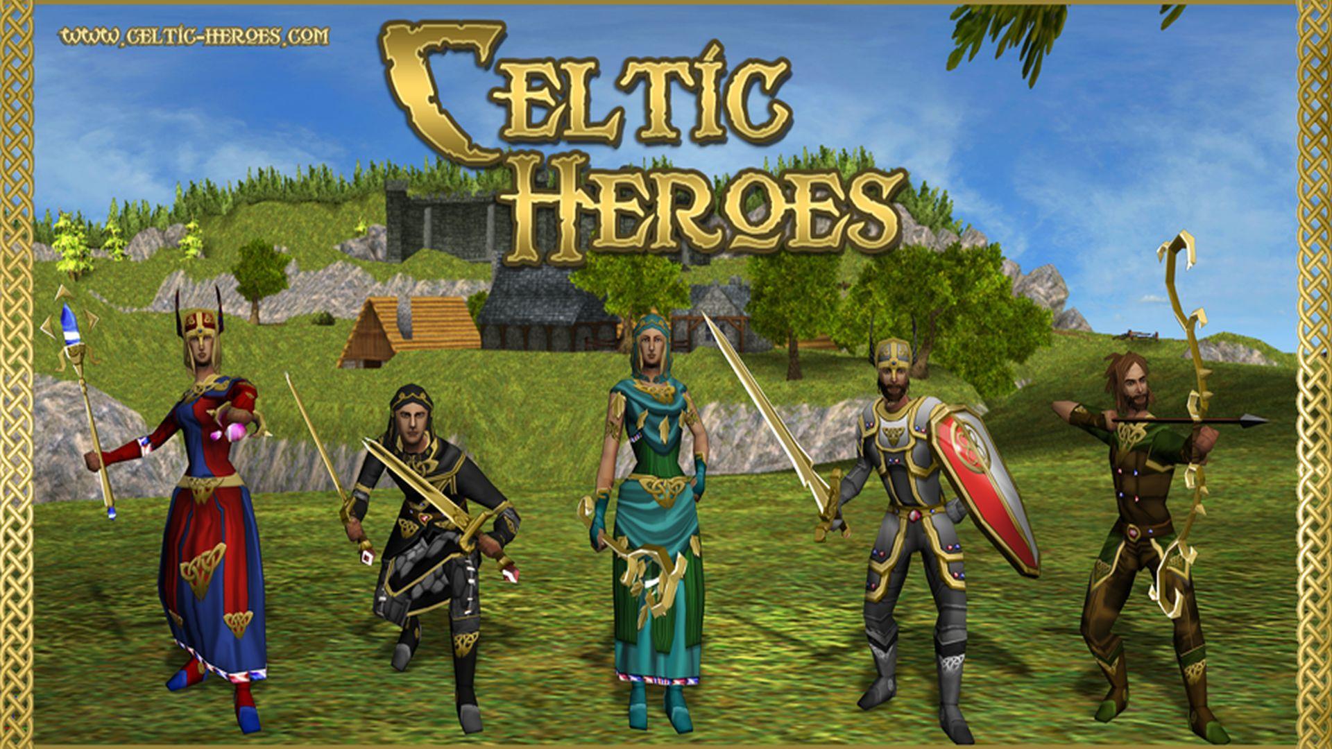 Celtic Heroes screen 02