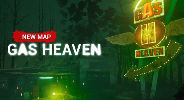 Dead by Daylight 141 Patch Gas Heaven