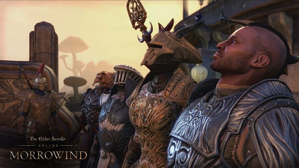 ESO Morrowind The Elder Scrolls Online
