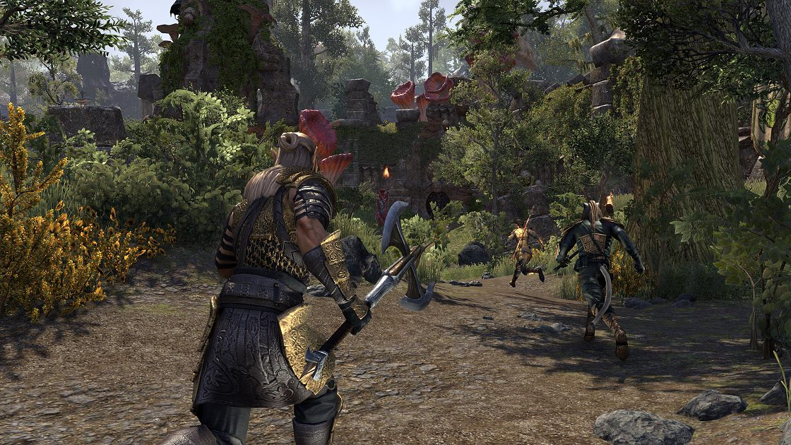 Eso Best Templar Build For Leveling