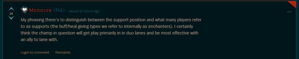 LoL Meddler Forum neuen Champ
