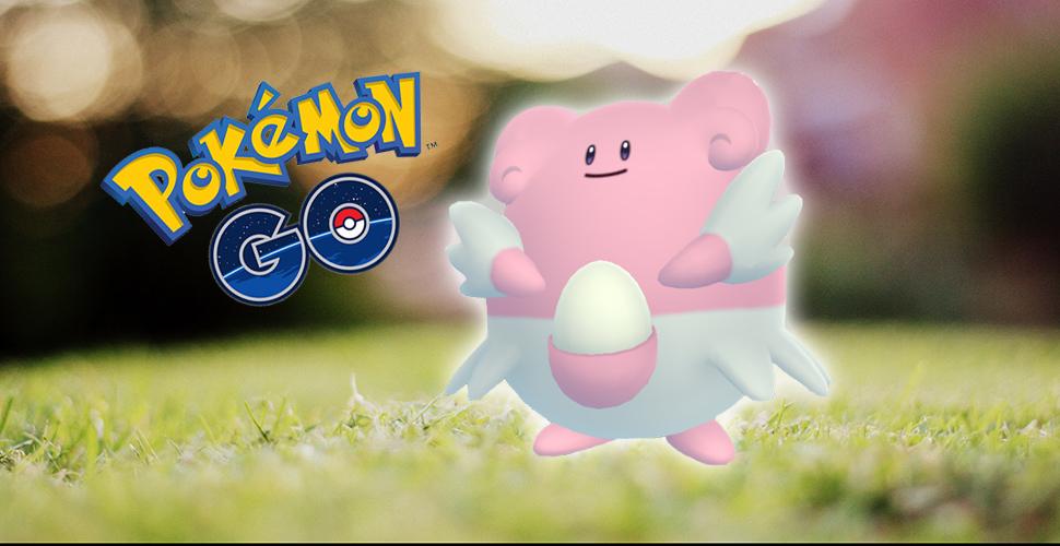 Pokémon GO Heiteira Titel