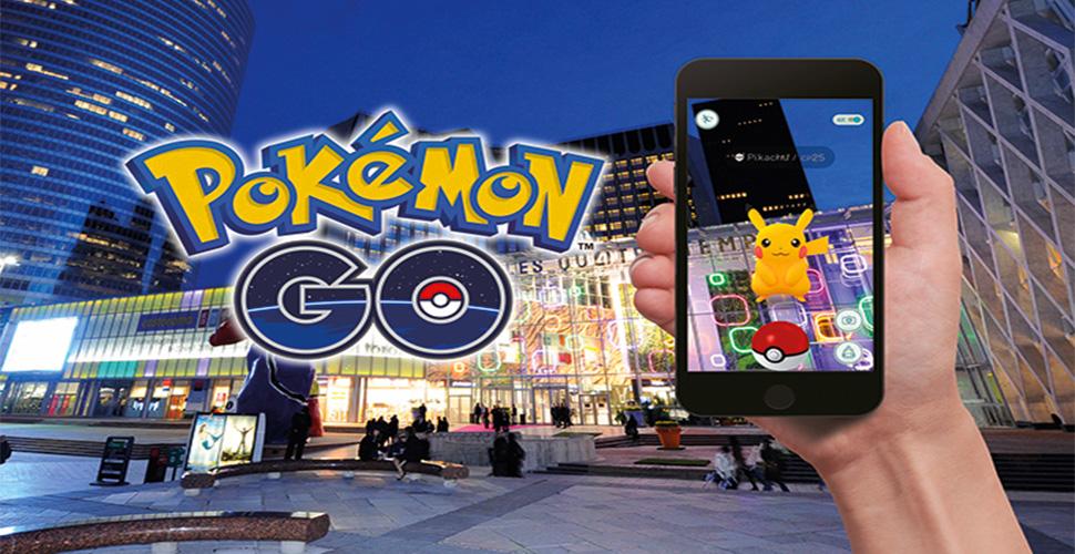 Pokémon GO Unibail Titel
