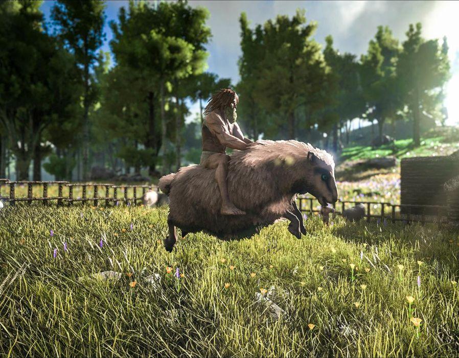 ARK Survival Evolved Dino Dossier  Baryonyx  Survivethis