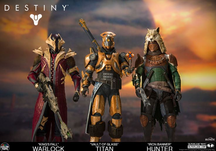 destiny-figuren