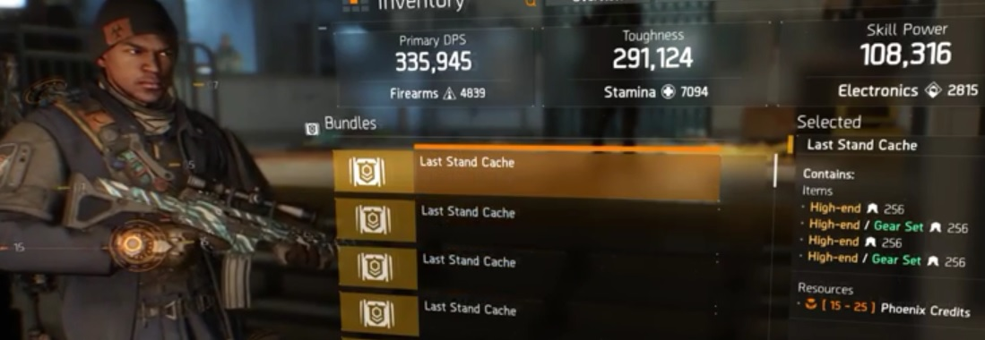 the division last stand how to play
