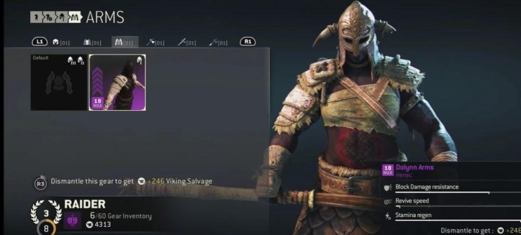 for-honor-legendär