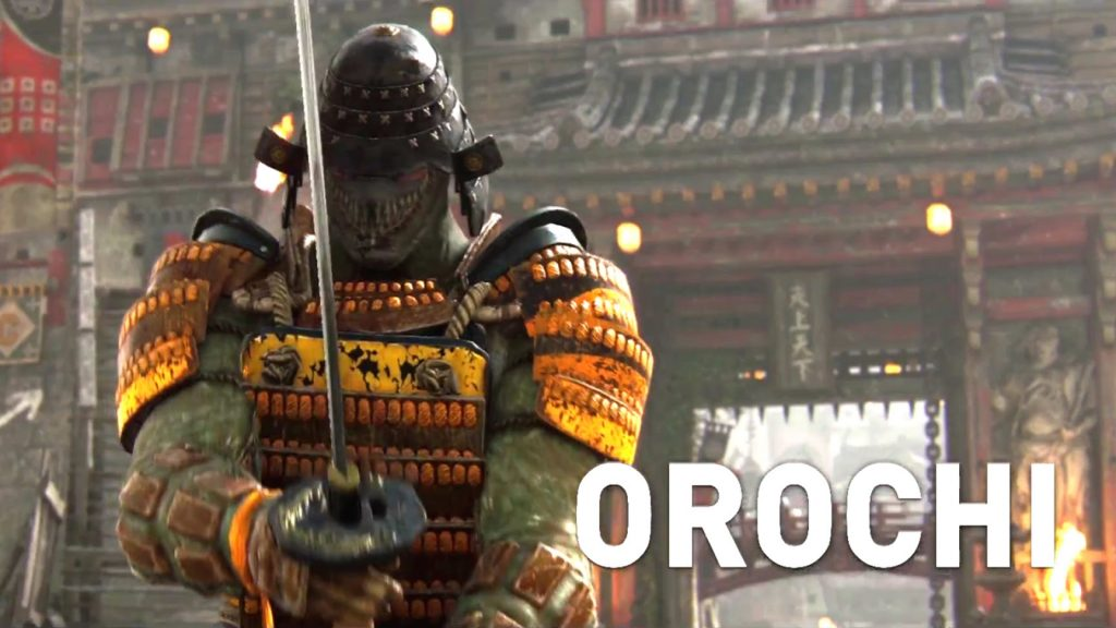for-honor-orochi-held