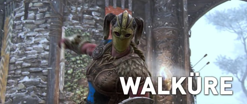 for honor walküre