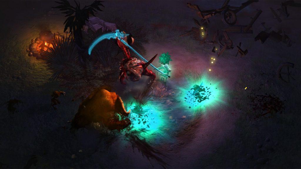Diablo 3 Screenshot Necro8