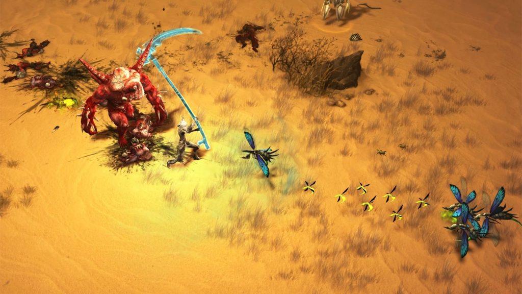 Diablo 3 Screenshot Necro