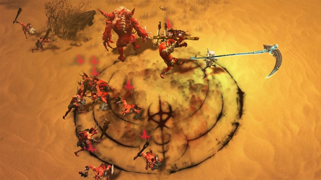 Diablo 3 Screenshot Necro3