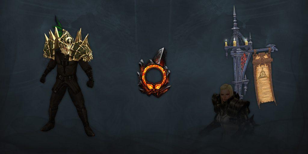 Diablo 3 Kosmetische Belohnungen Season 10