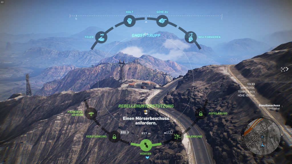 Ghost Recon Wildlands Rebellen Drohne