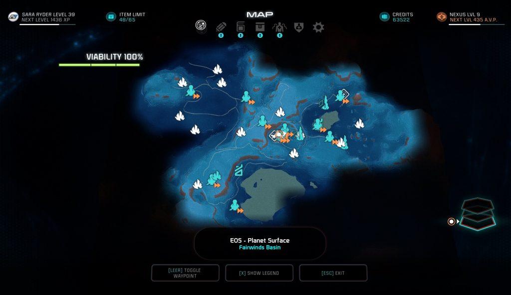 Mass Effect: Andromeda u2013 So behebt man die Strahlung auf ...