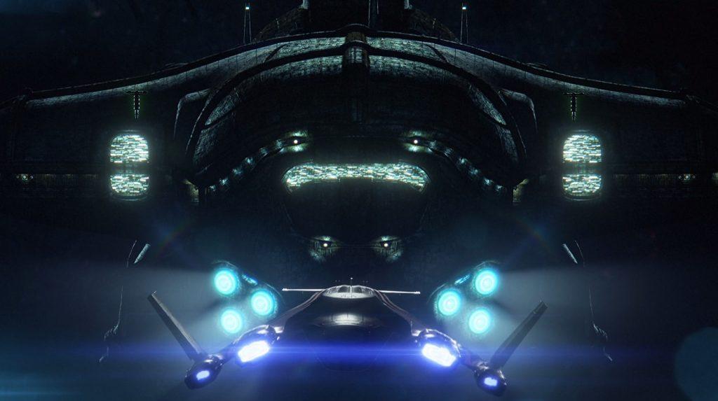 Mass Effect Andromeda Kett Ship