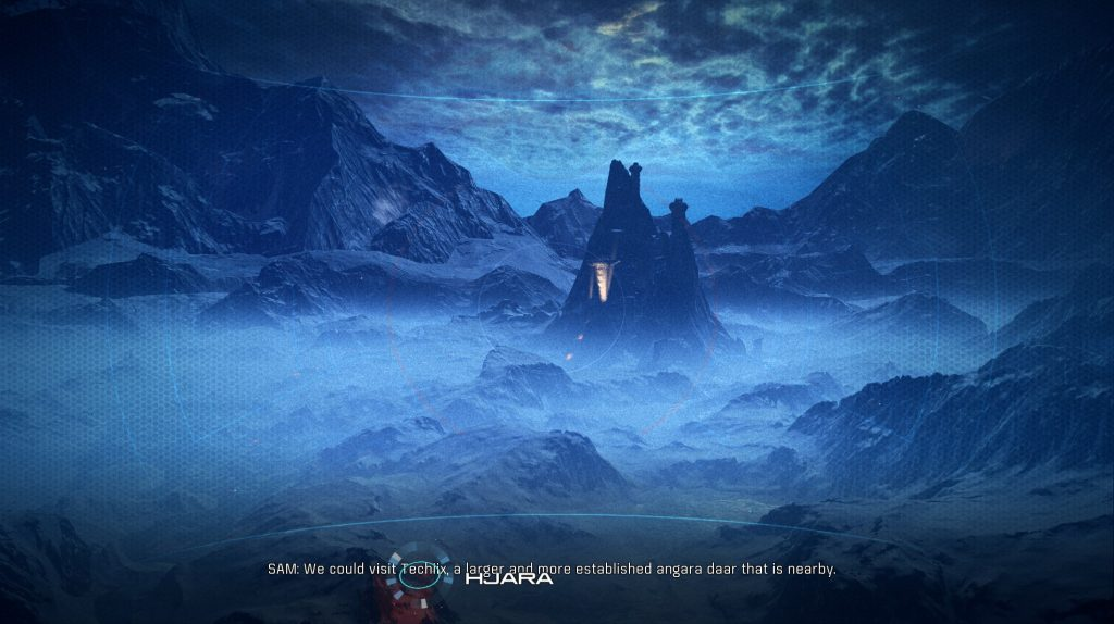 Mass Effect Andromeda Voeld