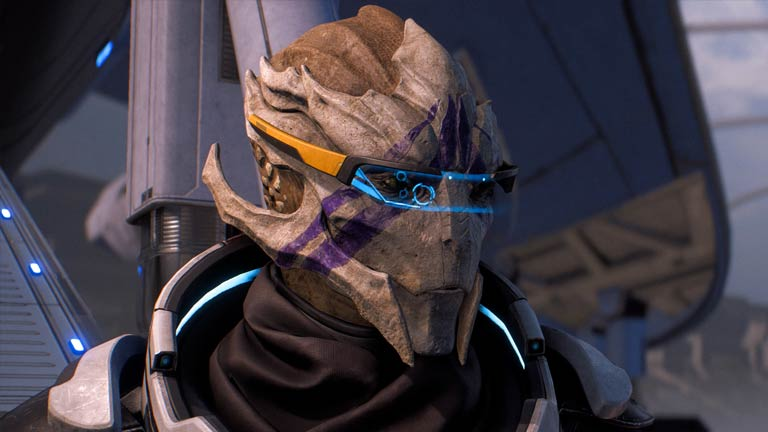 Mass Effect Andromeda vetra