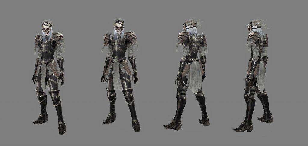 Diablo 3 Screenshot Necro Pose 2