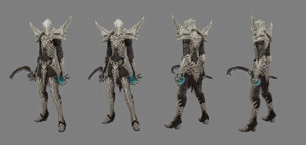 Diablo 3 Screenshot Necro Pose 3