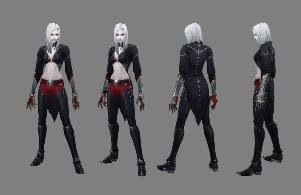 Diablo 3 Screenshot Necro Pose 4