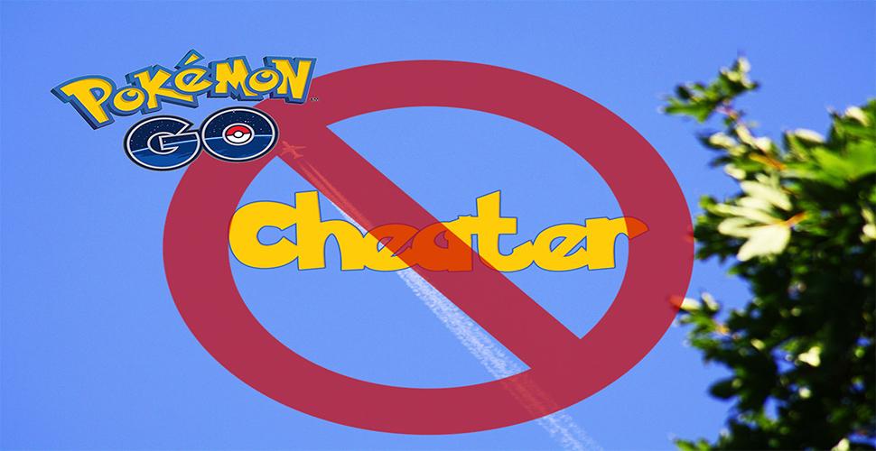 Pokemon GO Cheater Verbot