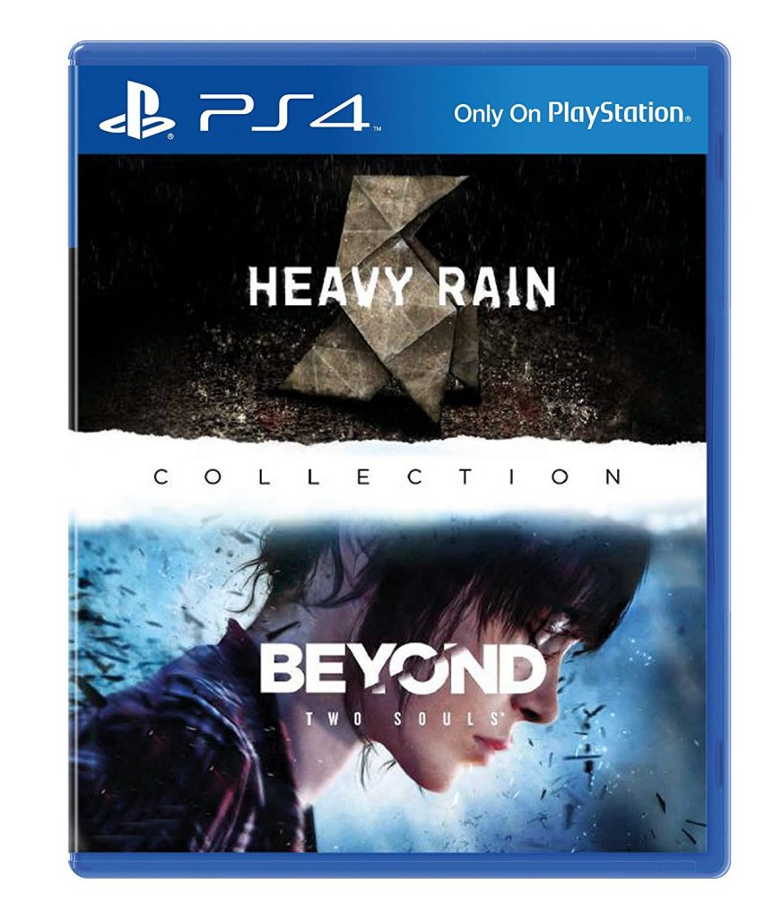 The Heavy Rain and Beyond:Two Souls Collection PS4