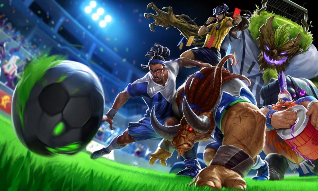 lol sport fußball