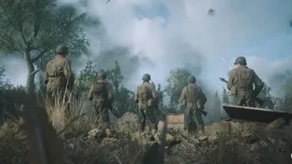 COD WW2 BAR