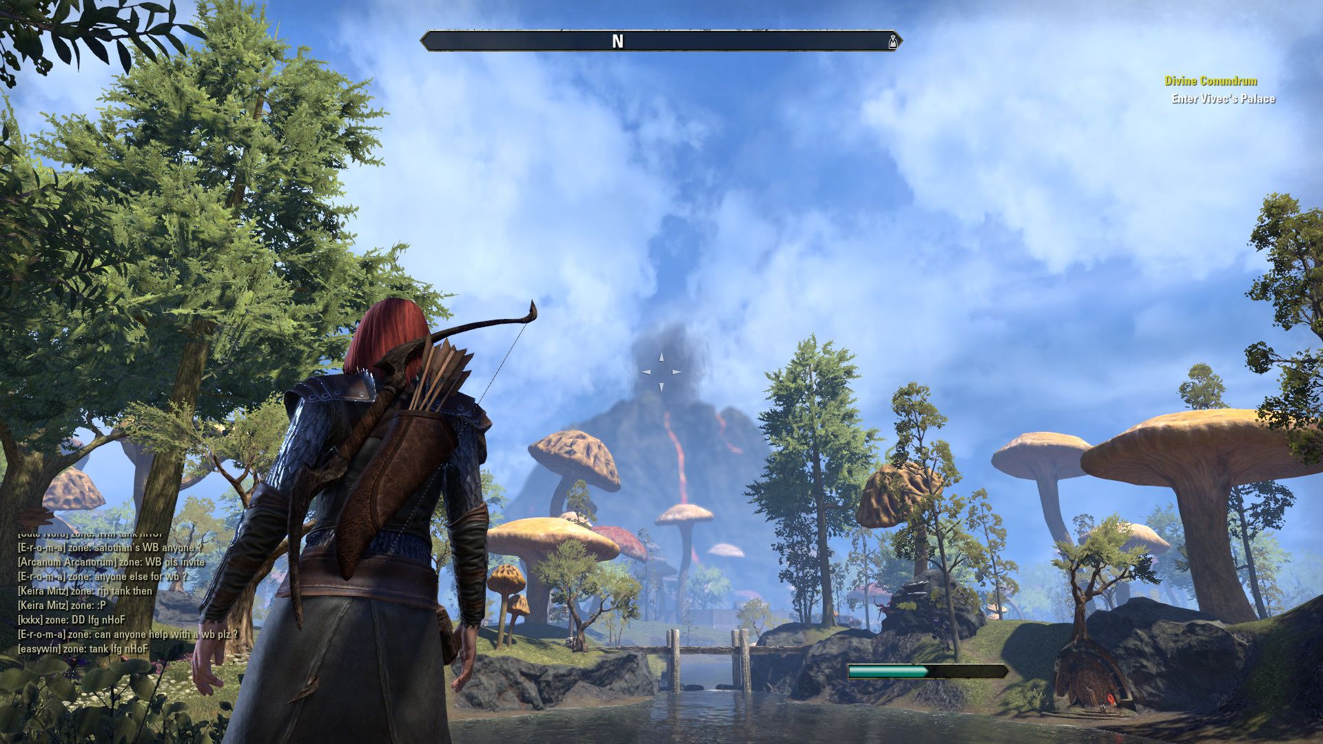 The elder scrolls online morrowind beta 07