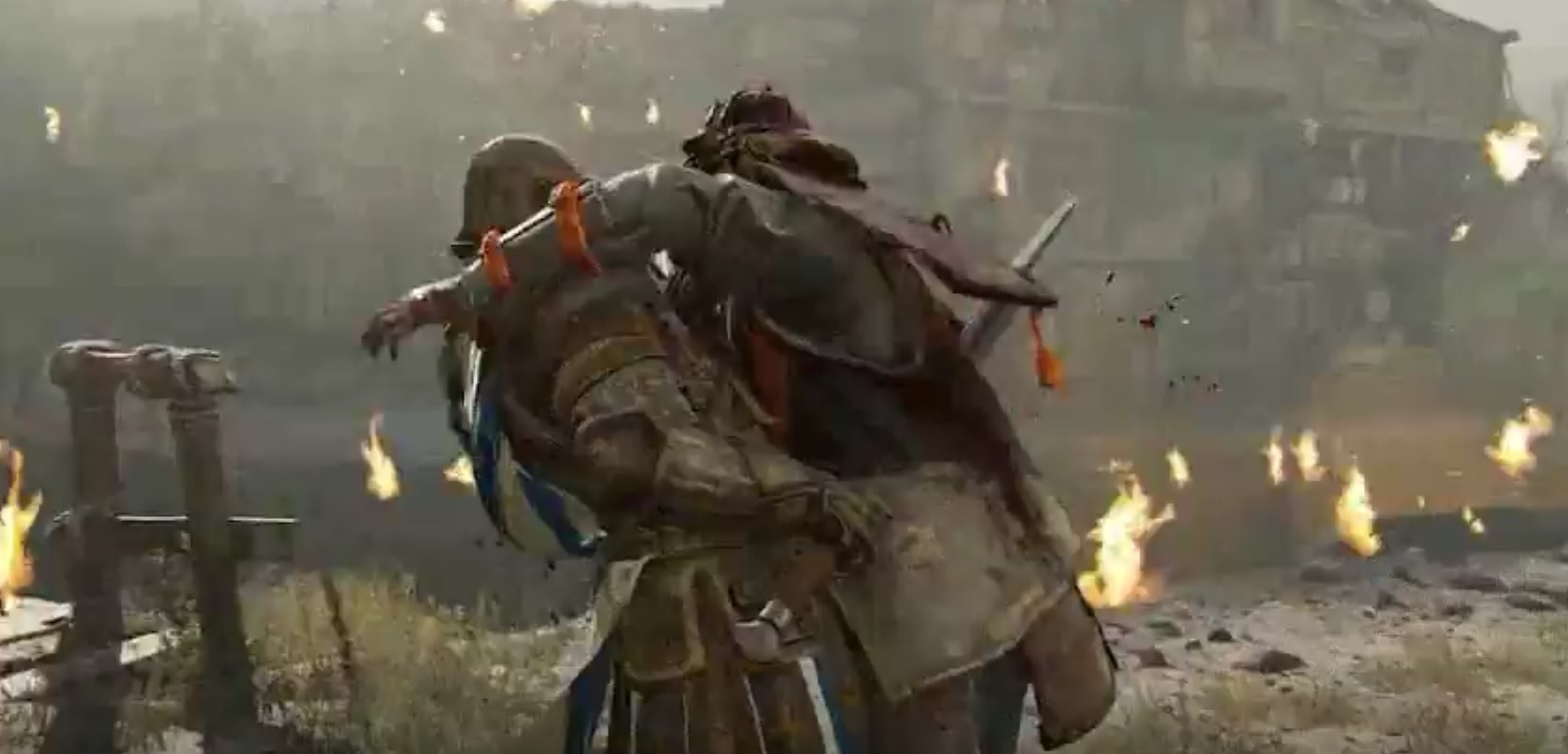 for-honor-warden-exekution