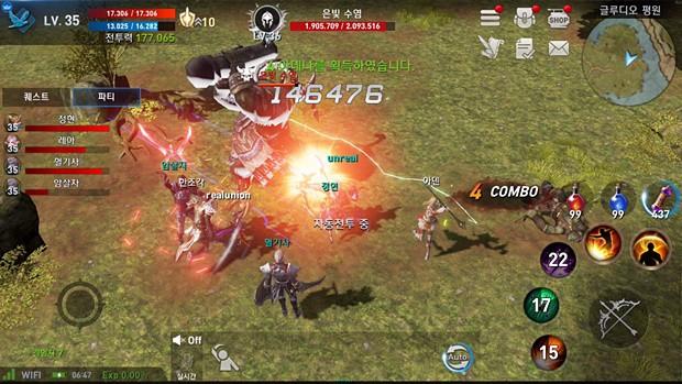 lineage 2 revolution 04