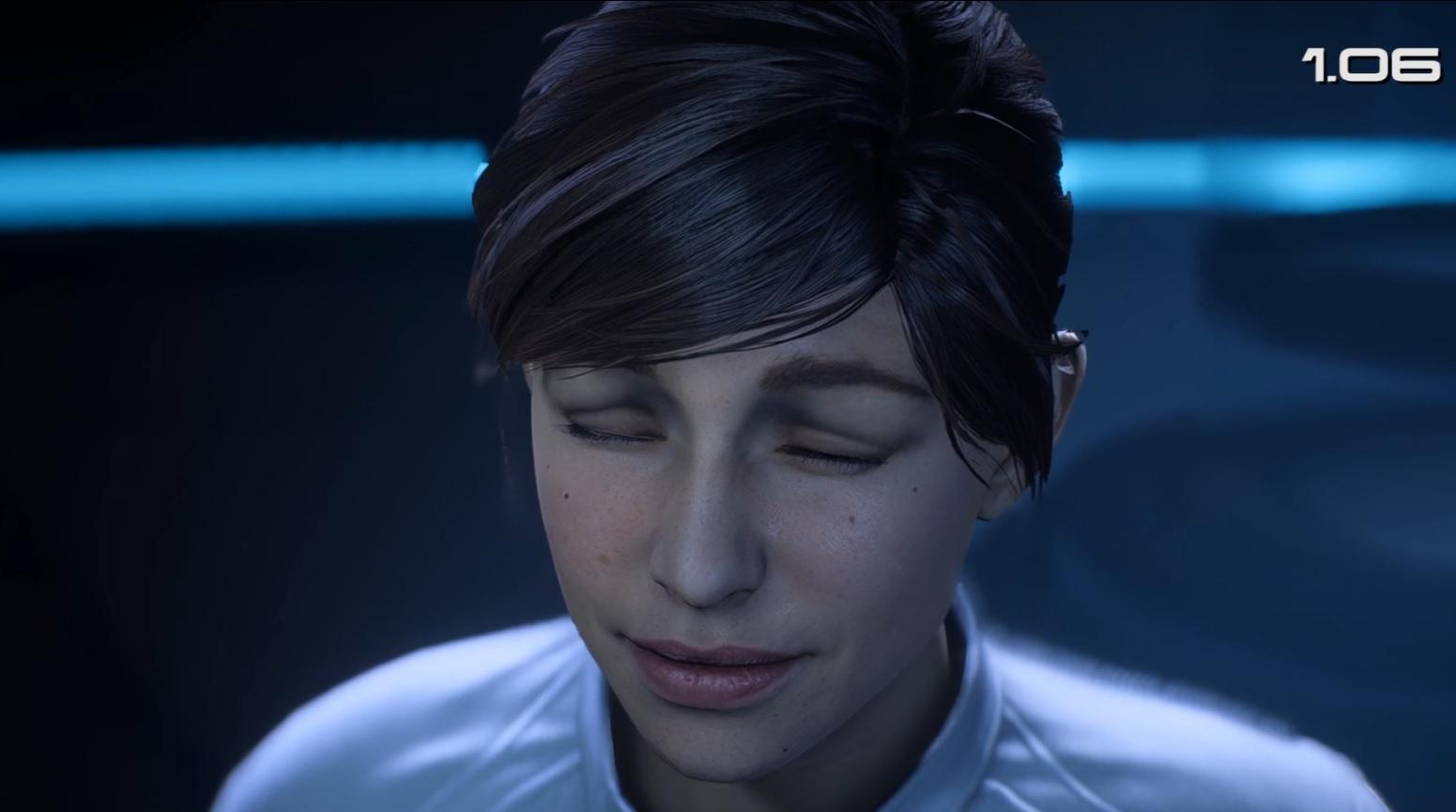 Mass Effect Andromeda Ryder 106