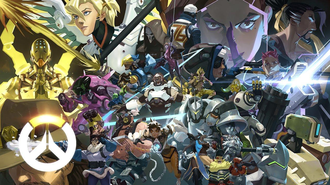 Overwatch: Blizzard enthüllt neue Karte, neue Heldin und einen Kurzfilm