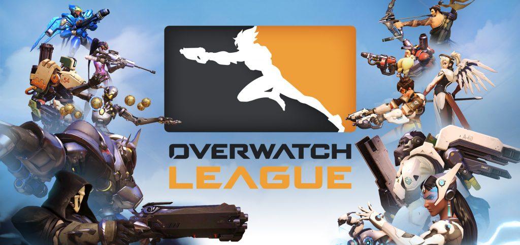 Overwatch League Header