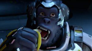 Overwatch Winston Banana