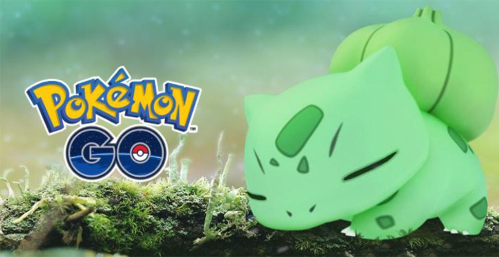 Pokémon GO Gras-Wochenende Titel