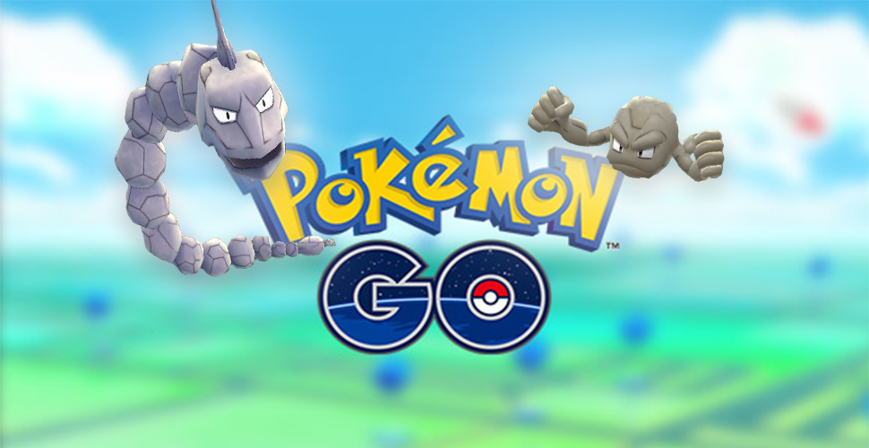 Pokémon GO Stein Titel