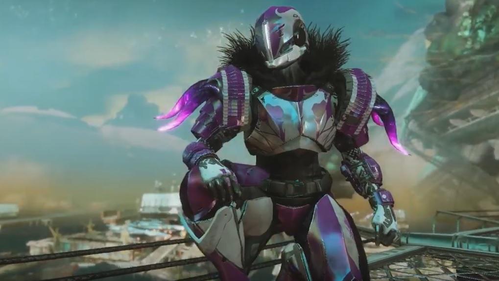 Dedtiny  Titan Pvp Build