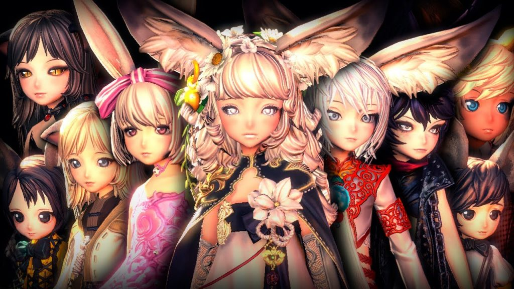 Lyn Blade and Soul