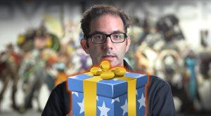 Overwatch-Jeff-Kaplan-Game-Director Geschenk