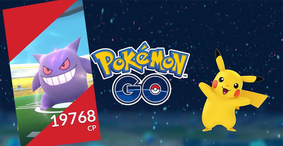 Pokémon GO Gengar Raid-Boss