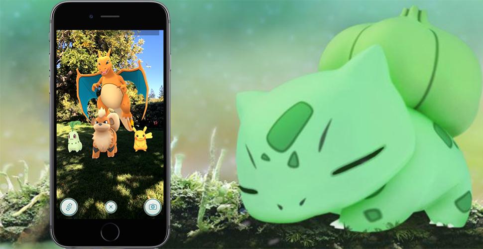 Pokemon GO ARKit Titel
