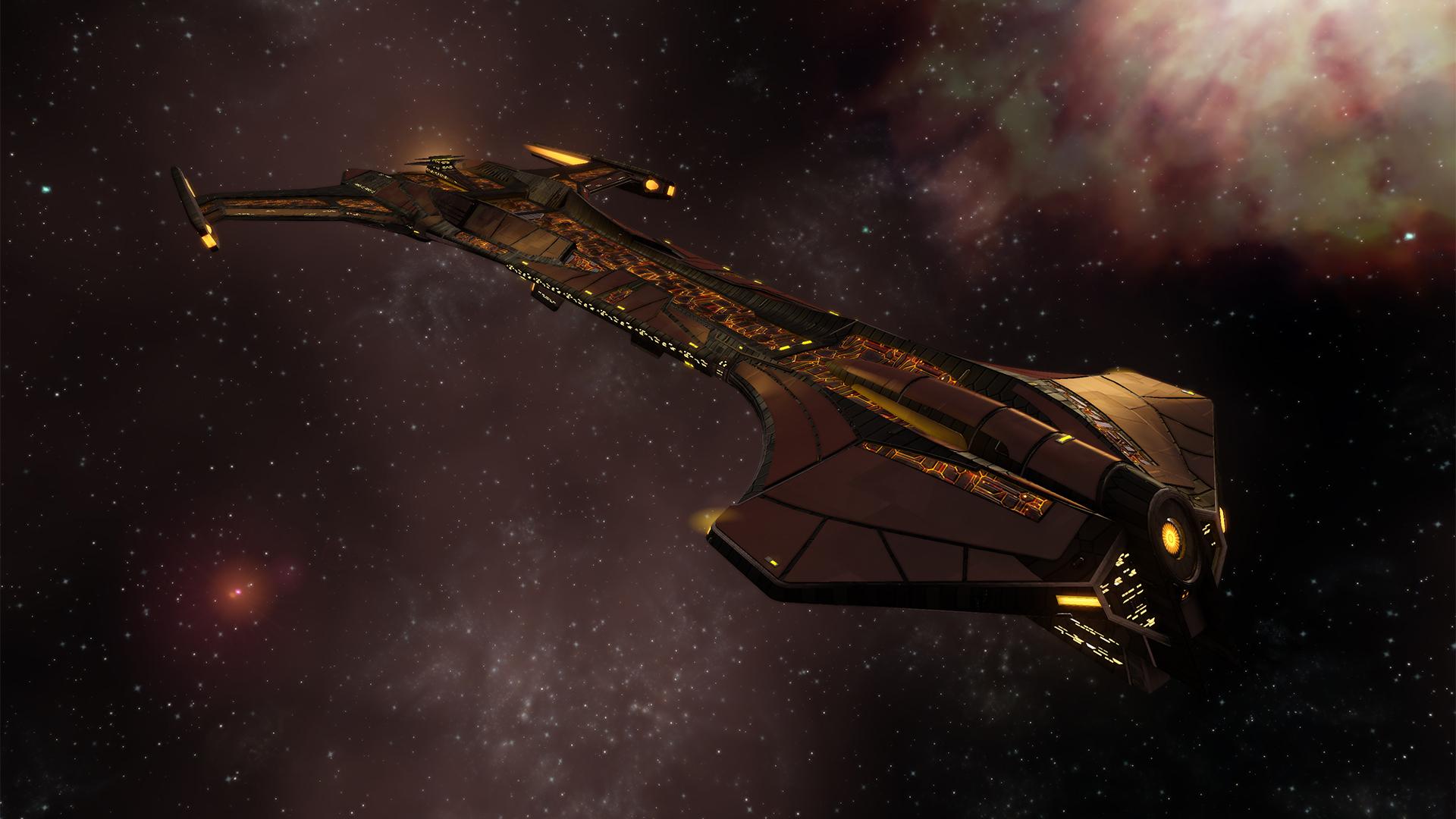STO klingonen dreadnought