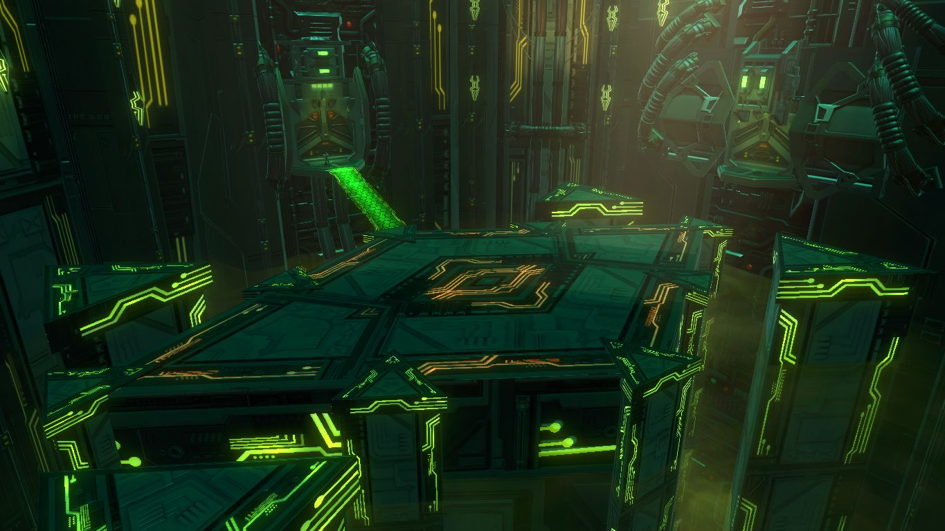 SWTOR Green Something