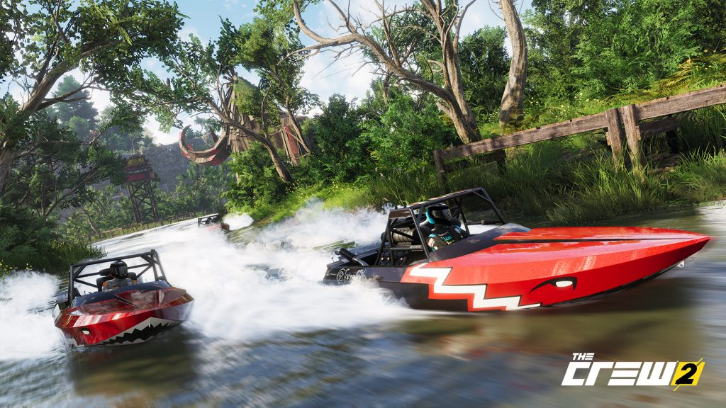 The Crew 2 Boote