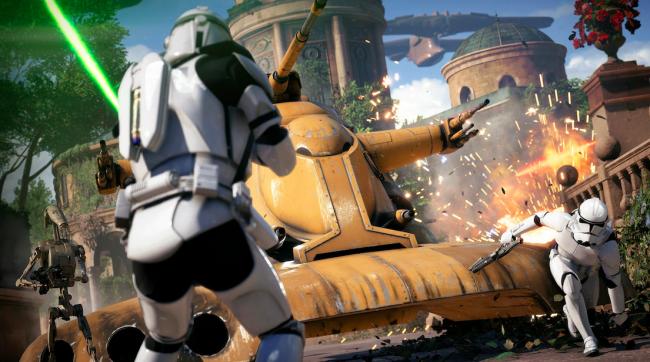 troopers feuer battlefront 2