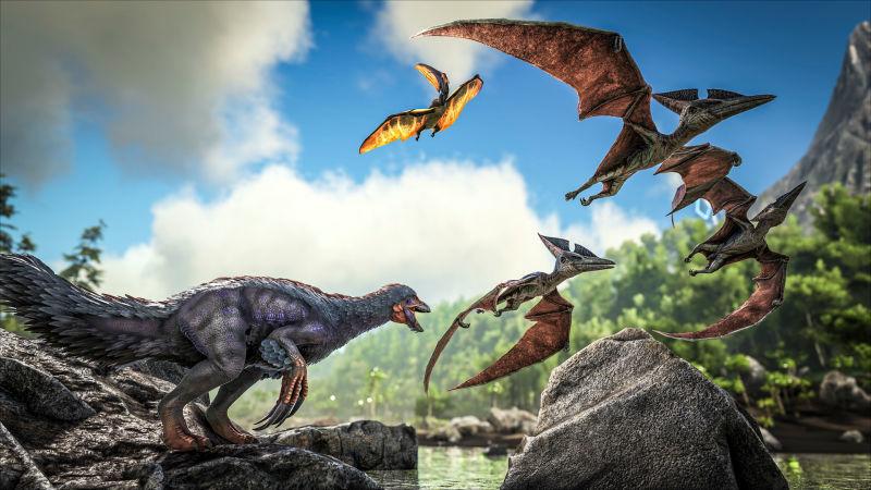 ARK-Dinos